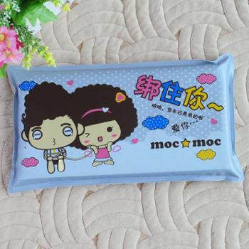 芳和 新款卡通降温冰枕 夏季必备凉枕 卡通冰枕头
