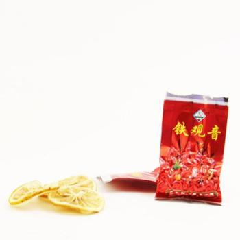 春茶铁观音茶清香7g小包装乌龙茶高山安溪铁观音茶叶40袋包邮