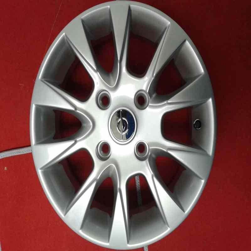 海马 丘比特铝合金轮毂高清图片