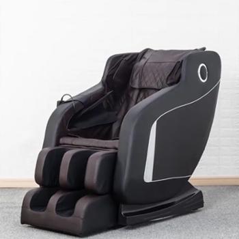 朗康鳄鱼纹多功能电动按摩椅语音款LK-8029