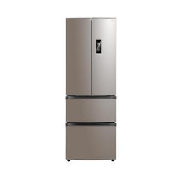美的(Midea)多门对开风冷无霜变频法式电冰箱BCD-318WTPZM(E)
