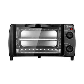 Midea/美的T1-108B多功能家用烘焙10L迷你电烤箱