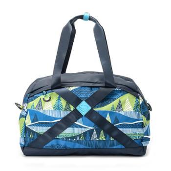 INUK极地探险系列盖朗厄尔Geiranger旅行袋IKB13117105027极光蓝