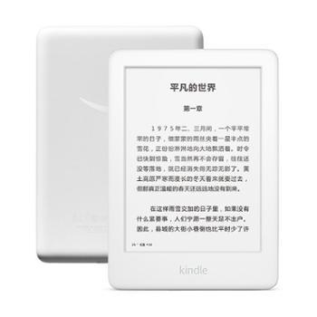 Kindle电子书阅读器青春版黑色/白色4G两款选