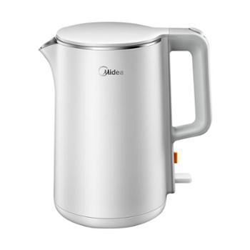 美的Midea电热水壶白色HJ1515a