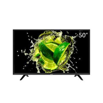 创维Skyworth 50X6 50英寸智能网络彩电窄边酷开平板液晶电视 黑色