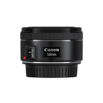 佳能EF50mmf/1.8STM标准定焦镜头