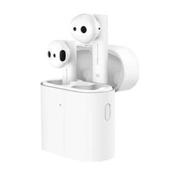 小米真无线蓝牙耳机Air2降噪运动跑步双耳耳塞式迷你小型开车耳塞