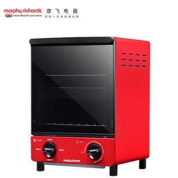 授权正品摩飞(Morphyrichards)12L立式烤箱