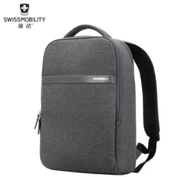 瑞动SWISSMOBILITY休闲电脑包旅行包书包双肩包
