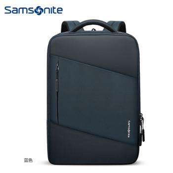 新秀丽Samsonite多隔层双肩包电脑包