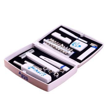 奥派克APK-8802(白鹤)二十五件套家用工具组