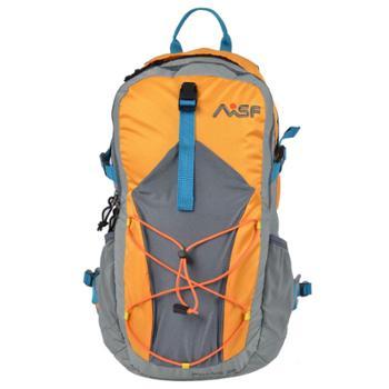 慕山MSF超大容量男士旅行包旅游多功能双肩包学生背包户外潮书包