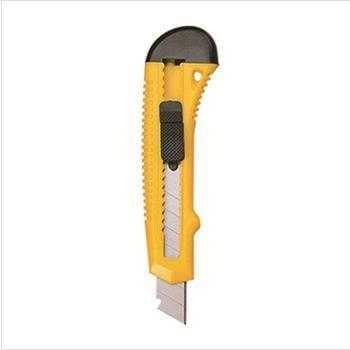 齐心(COMIX)B2805 简易大号美工刀 颜色随机