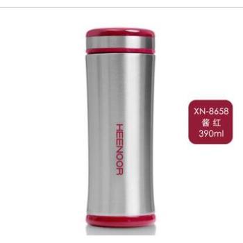 希诺双层不锈钢真空杯 XN-8658