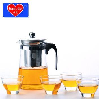 斑度花茶壶-700五件套BDHC-700/L5