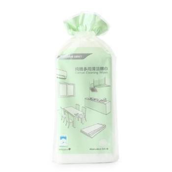 擦擦乐系列之纯棉纱布多用清洁擦巾5条/袋
