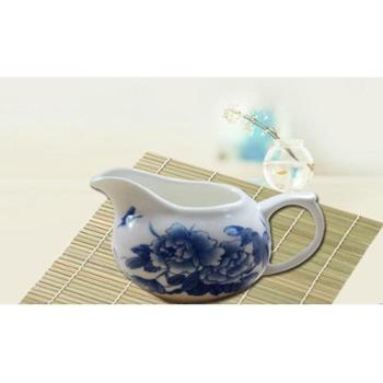 精品茶具12头釉中彩系列