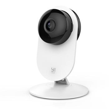 小蚁智能摄像机yi无线家用监控摄像头1080p高清夜视手机网络wifi