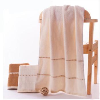 金号单条浴巾 纯棉吸水 成人加大加厚 男女情侣款