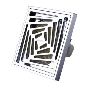 JOMOO九牧优质铜防臭卫生间浴室淋浴房防臭地漏 92208