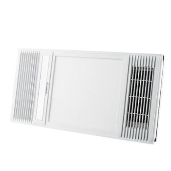 JOMOO九牧卫浴浴霸灯集成吊顶风暖换气五合一卫生间取暖JD031