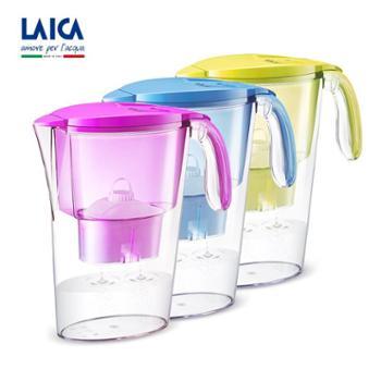 意大利Laica莱卡滤水壶原装进口净水壶家用过滤壶J703