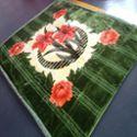 QY040绿色 毛毯
