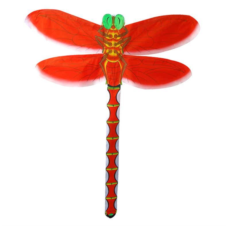 折叠黑线蜻蜓 潍坊传统风筝