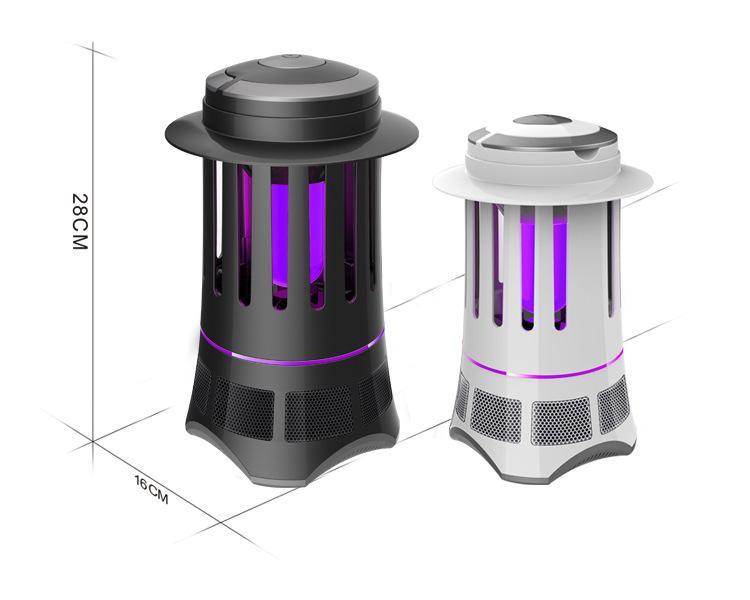 正品小叮当室内LED光触媒灭蚊器 家用灯塔灭蚊灯