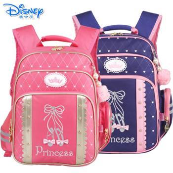 迪士尼公主小学生儿童双肩减负卡通书包DBT82430