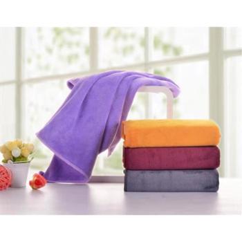 璞竹竹纤维毛巾 擦车巾单条装 擦车巾单条装(颜色随机)