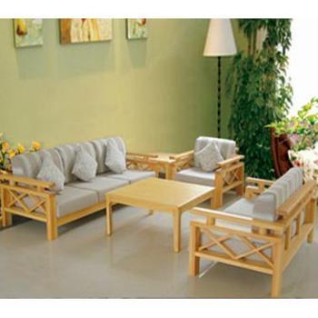 进口头层牛皮真皮沙发中厚皮质客厅组合五包到家高档实木沙发