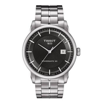 天梭 TISSOT Luxury Automatic系列机械男表T086.407.11.061.00