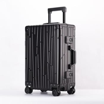 恒源祥(HYX) 20寸铝镁合金格调生活拉杆箱HJYCL809