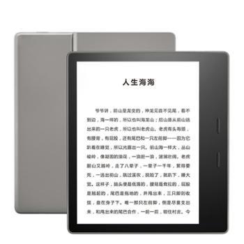 亚马逊 kindle oasis (2019款)尊享版 8G银灰色 电子书阅读器