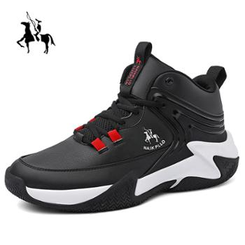 保罗牛巴风格旅游透气男士篮球休闲鞋