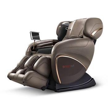 奥佳华新品OG-7588智养大师椅真3D机芯智能氧离子按摩椅 咖啡金