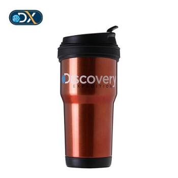 Discovery户外不锈钢车载马克杯500ML保温杯可装沸水DEGD80025