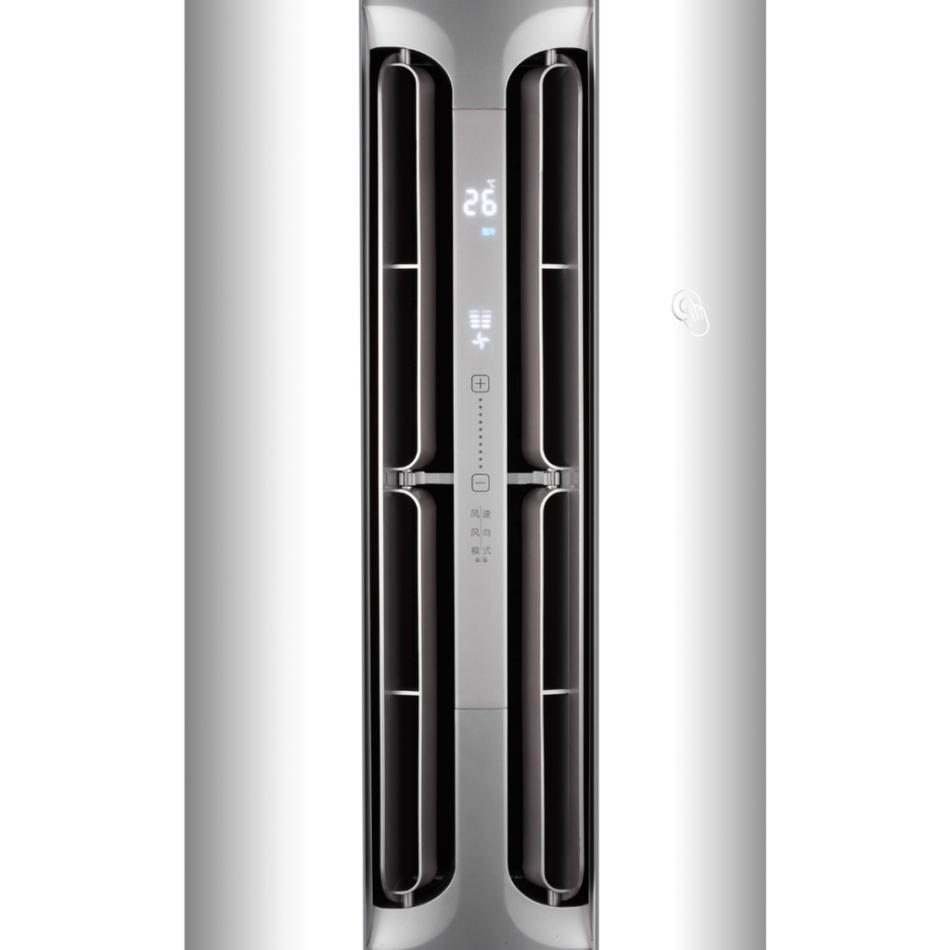Midea 美的 2匹双风霸变频柜机 KFR 51LW BP3DN1Y KF A1