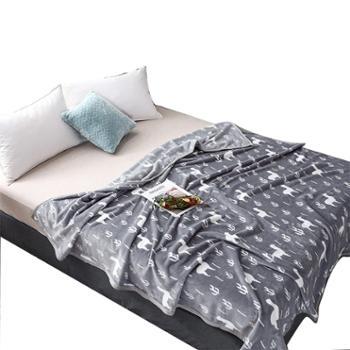 金丝莉KINTHERI 抑菌驼羊毯(180x200cm)