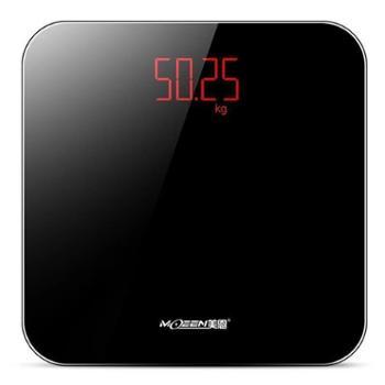 美恩usb可充电电称体重秤家用电子秤精准成人减肥称重计器电子称