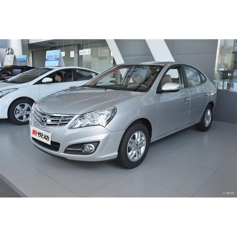 北京现代悦动汽车2011款1.6自动舒适性 冰银