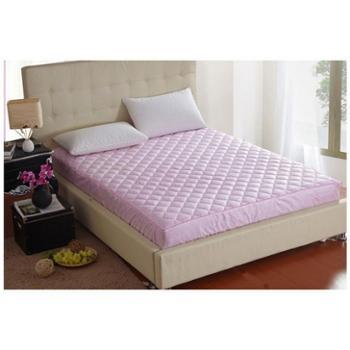 床上用品可机洗席梦思夹棉衍缝床笠防滑护垫包边床垫特价包邮