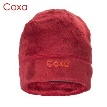 热卖CAXA秋冬季男女同款防风抓绒户外帽旅游徒步毛绒保暖运动帽1188