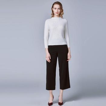 戎立特新款女士羊绒衫FW026