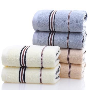 戎立特纯棉毛巾一对CXMJ1022