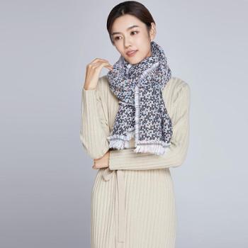 戎立特新款女士时尚围巾披肩8WJ0038W