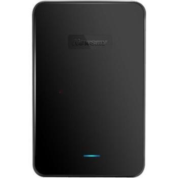 纽曼(Newsmy)星云250GB2.5寸移动硬盘星空黑