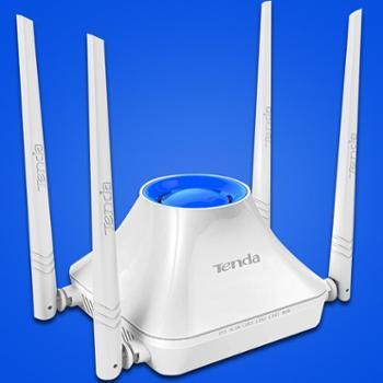 腾达F6无线路由器wifi穿墙家用光纤宽带高速300M信号放大中继器